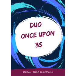 "Duo ""Once upon....3s"""